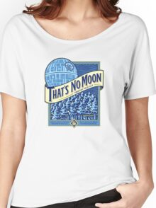 Thats no moon Women's Relaxed Fit T-Shirt
