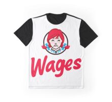 Witch Needs Wages  Graphic T-Shirt