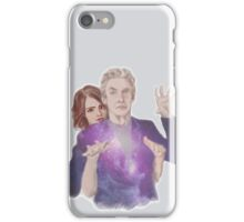 Clara Oswald and The Doctor iPhone Case/Skin