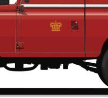 Series 3 Station Wagon 88 Royal Mail Bus Sticker