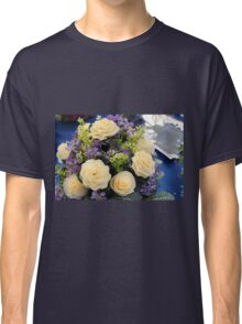 bouquet of roses Classic T-Shirt