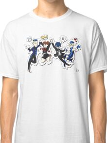 Persona 3 Velvet Friends Classic T-Shirt