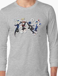 Persona 3 Velvet Friends Long Sleeve T-Shirt