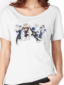 Persona 3 Velvet Friends Women's Relaxed Fit T-Shirt