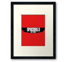 The Spaceballs T Shirt Framed Print