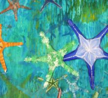 Starfish 2 Sticker