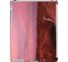 The End of Another Beautiful Day in Africa iPad Case/Skin