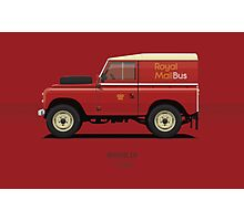 Series 3 Station Wagon 88 Royal Mail Bus Photographic Print