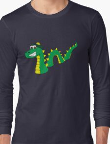 Sir Nessie Long Sleeve T-Shirt