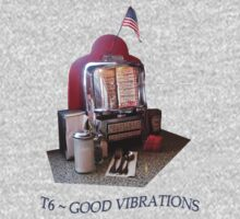 ~ GOOD VIBRATIONS ~ One Piece - Long Sleeve