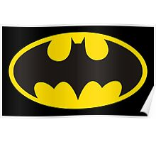 batman original t-shirt Poster
