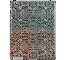 Old World Cross Patch iPad Case/Skin