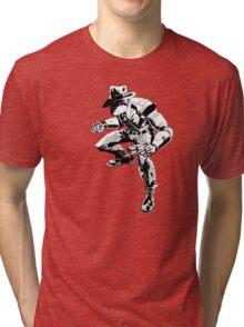 Deadbolt Tri-blend T-Shirt