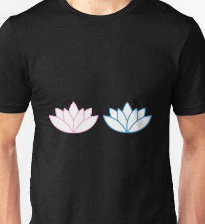 My little Pony - Lotus + Aloe Blossom (Spa Twins) Cutie Mark Unisex T-Shirt
