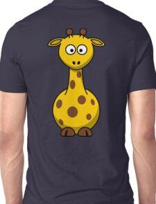 Cute Giraffe Unisex T-Shirt