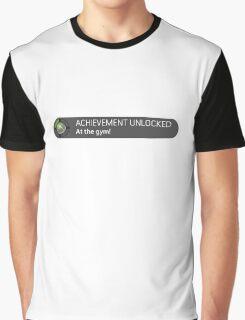 Achievement Unlocked Graphic T-Shirt