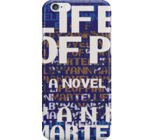 Life of Pi - Book Cover Design iPhone Case/Skin