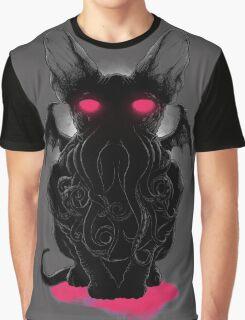 Cathulhu Graphic T-Shirt