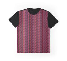 Colourful ripped paper pattern Graphic T-Shirt
