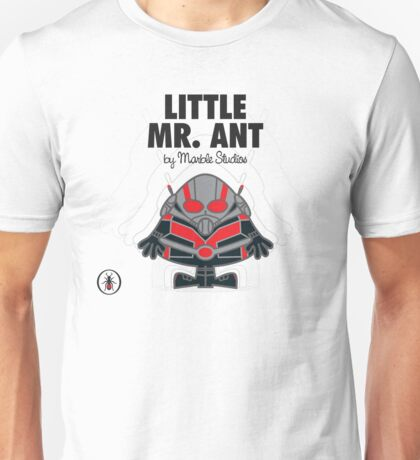 Little Mr. Ant Unisex T-Shirt