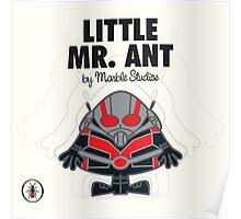 Little Mr. Ant Poster