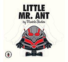 Little Mr. Ant Photographic Print
