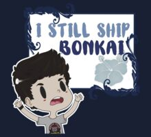 I still ship Bonkai Kids Tee