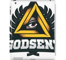 GODSENT logo from CS:GO iPad Case/Skin