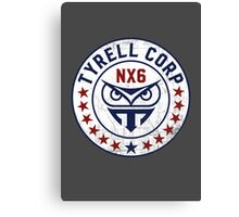 Tyrell Corporation - Nexus 6 Canvas Print