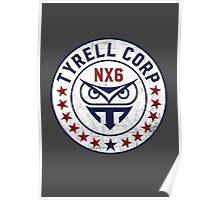Tyrell Corporation - Nexus 6 Poster