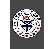 Tyrell Corporation - Nexus 6 Photographic Print