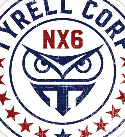 Tyrell Corporation - Nexus 6 Sticker
