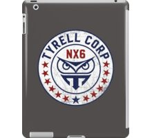 Tyrell Corporation - Nexus 6 iPad Case/Skin