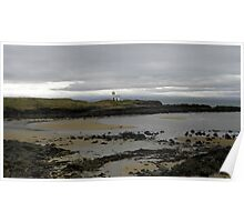 Elie Ness Lighthouse Poster