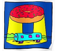 Donut Visitation Poster