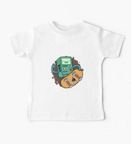 Main Brain Game Frame Baby Tee