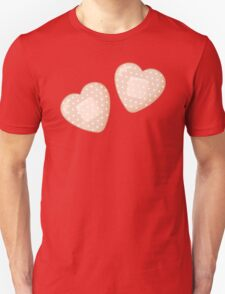Get Well Hearts Unisex T-Shirt