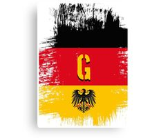 germany at it's best. Canvas Print