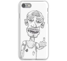 Up Yours iPhone Case/Skin
