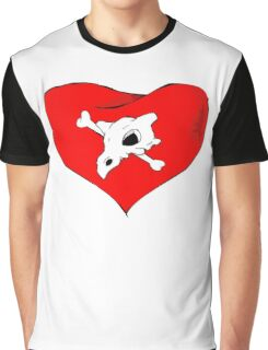 cubone loves mommy Graphic T-Shirt
