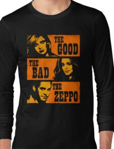 The Good The Bad The Zeppo Long Sleeve T-Shirt
