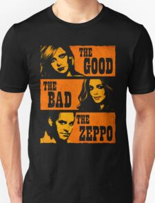 The Good The Bad The Zeppo T-Shirt
