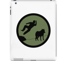 4chan /Out Patch - Bodyslam! iPad Case/Skin