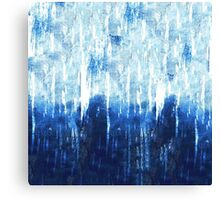 abstract shower Canvas Print
