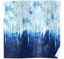 abstract shower Poster