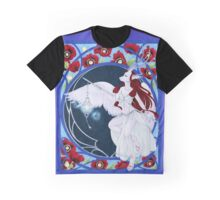 Papaver somniferum Graphic T-Shirt