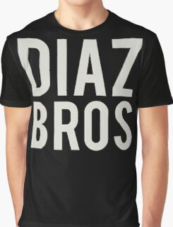 Diaz Brothers (MMA) Graphic T-Shirt