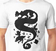 Alice & Cheshire Cat Unisex T-Shirt