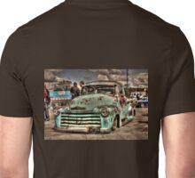 Rusty Chevrolet HDR Unisex T-Shirt