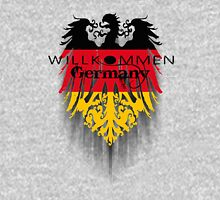 germany at it's best 2 Womens Fitted T-Shirt